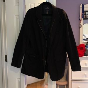 Black Brooks Brothers Coat